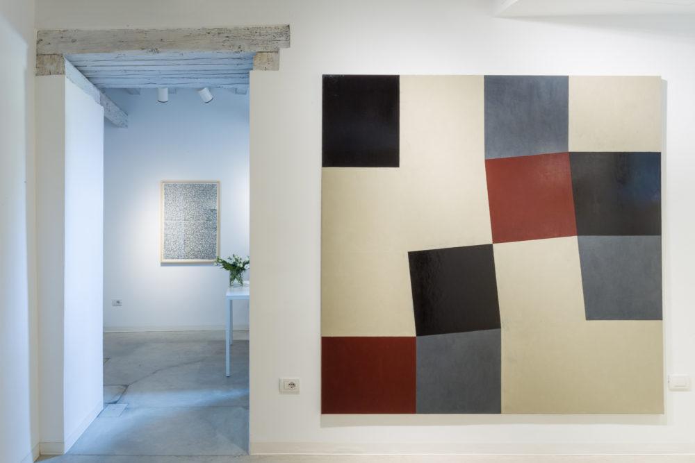 Akira Arita, Dipinti e disegni, Marignana Arte, Venice, Venezia, solo show, mostra personale, gouaches, pencil on paper, watercolors