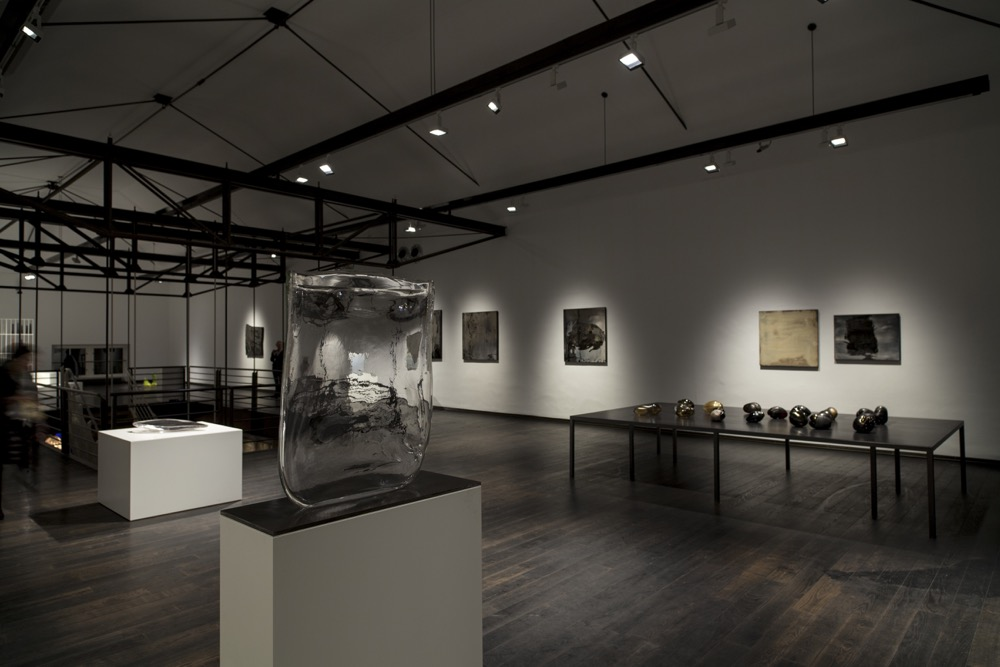 Installation view of I Santillana, 19th November 2014 - 29 March 2015, MAK Vienna